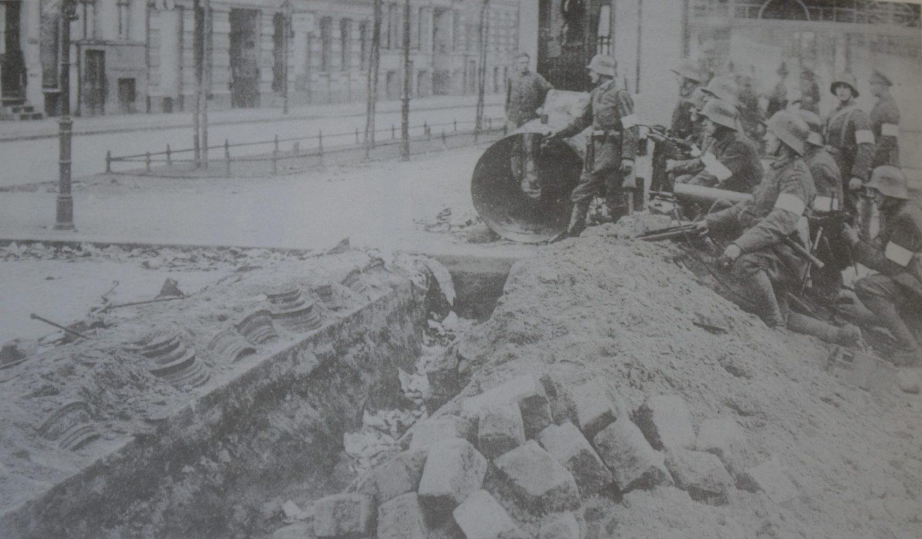 Em 1919, foi deflagrada uma insurreição em Berlim, à revelia de Rosa e outras lideranças spartakistas. A rebelião foi violentamente reprimida pela polícia da então República Alemã.