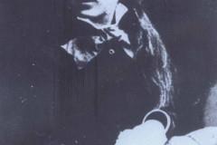 Rosa Luxemburgo com 12 anos, quando vivia em Varsóvia