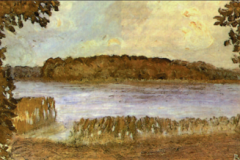 Quadro pintado por Rosa, 1908