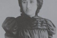 Em 1893, Rosa frequentava a universidade em Zurique.
