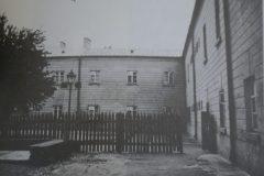 Pavilhão 10 do presídio de Varsóvia.