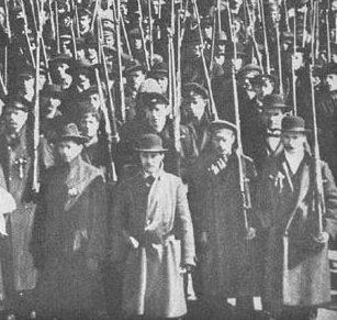 Foto: Revolução Russa / Editora Dietz – Fundação Rosa Rosa
