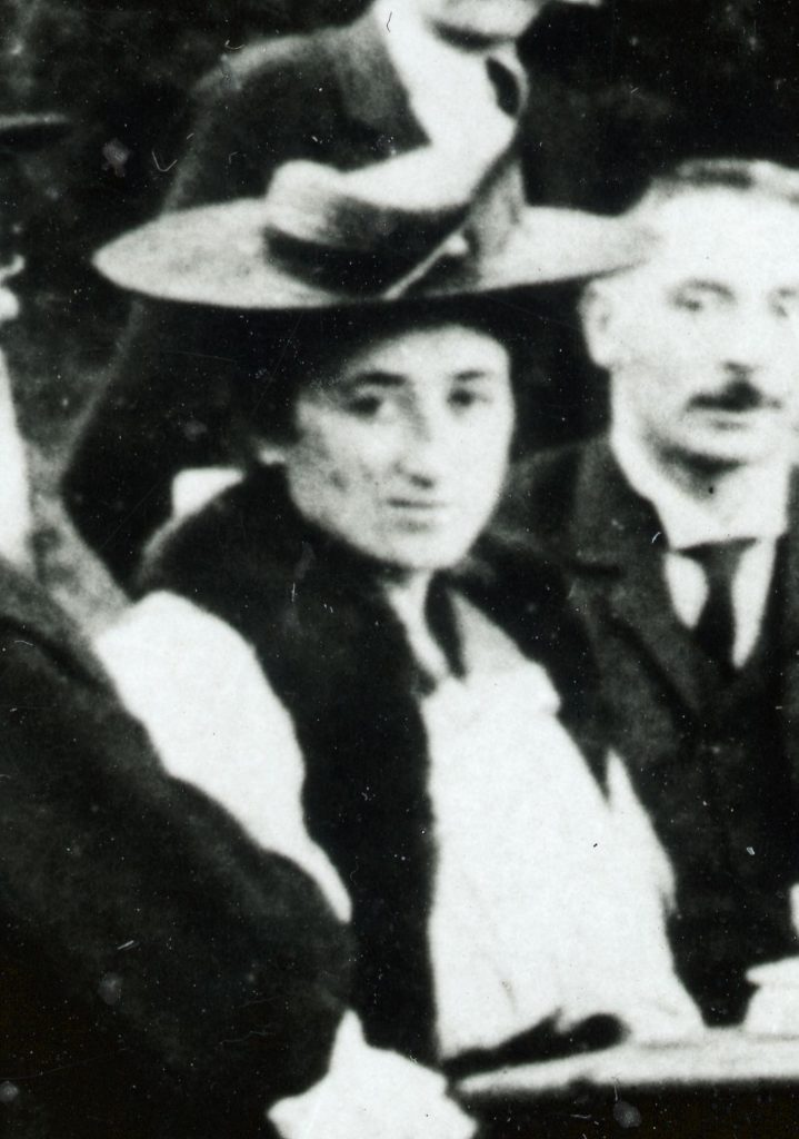 Foto: Rosa Luxemburgo/ Editora Dietz – Fundação Rosa